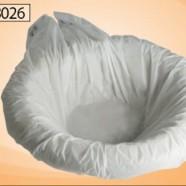 Disposable 2L Bowl  w/Hygiene Control Bag