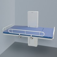 ANA Wall Mounted Nursing & Care Table