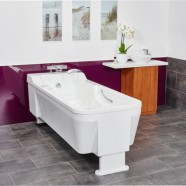 AVERO Classic Lifting Bath Tub