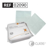 Patient Wipes, 28x30cm Airlaid, 50gsm, Maceratable, SOFT