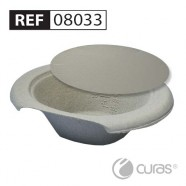 Disposable 2L General  Purpose Bowl w/Lid