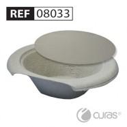 Disposable 2L General  Purpose Bowl w/Lid