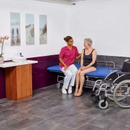 MONA Mobile Nursing & Care Table