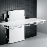 Height Adjustable Shower / Changing Bench R8401