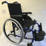 Rota Speed One Junior –  Configurable Folding Wheelchair