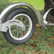 Revolutionary Wheelchair Accessory – The FREEWHEEL is here