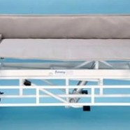 Freeway WTHL hydraulic adjustable Shower Trolley