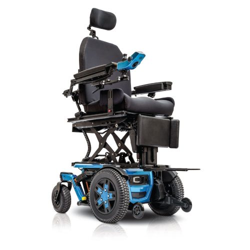 FRONT WHEEL DRIVE POWERCHAIR