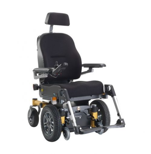 MID WHEEL DRIVE POWERCHAIR