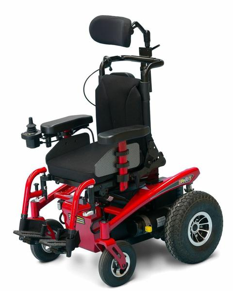 PAEDIATRIC POWERCHAIRS