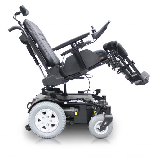 REAR WHEEL DRIVE POWERCHAIR