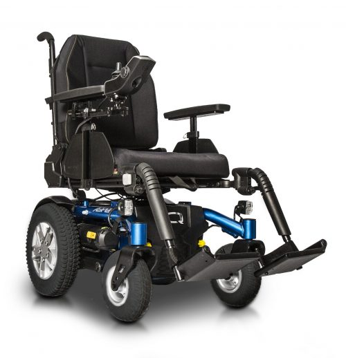 FOLDING POWERCHAIR