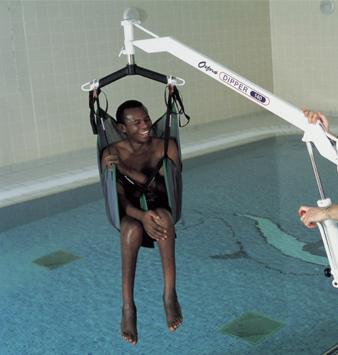 Pool Hoists