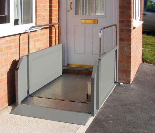 Home Step Lifts