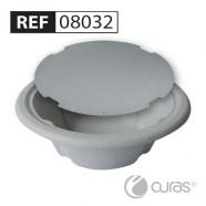 Disposable 3L General  Purpose Bowl w/Lid