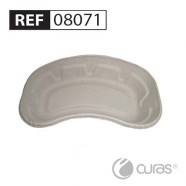 Disposable Kidney Tray 700ml, BASIC