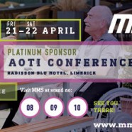 MMS Medical is thrilled to be a Platinum Sponsor at the AOTI Conference 2017