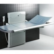 Height Adjustable Shower / Changing Bench R8518