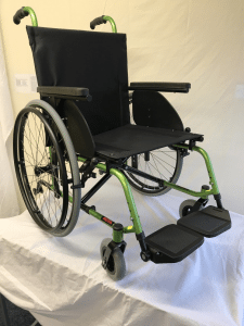 Rota Speed One Configurable Folding Wheelchair 1