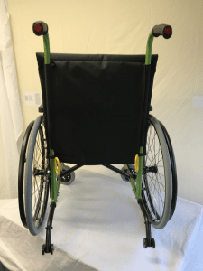 Rota Speed One Configurable Folding Wheelchair 2
