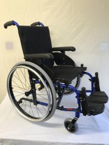 Rota Speed One Junior - Configurable Folding Wheelchair