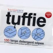 Vernacare Tuffie Detergent Wipes