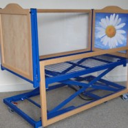 Aegean Paediatric Cot