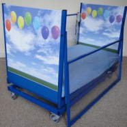 Koro Paediatric Cot