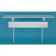 Freeway W Wall Mounted Shower Stretcher