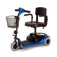 Sterling Little Gem 3 Mobility Scooter (3 wheel)